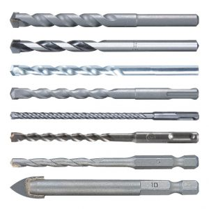 Masonry Drill Bit Series