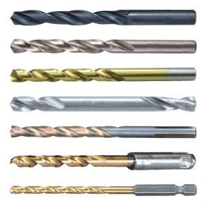 HSS Metal Drill Bit Series